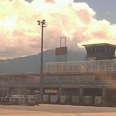 Photo taken at Nadi International Airport (NAN) by James P. on 3/12/2012
