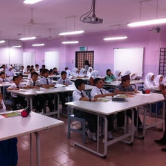 Photo taken at SMK Putrajaya Presint 16(1) by Ahmad Ali Z. on 3/21/2012