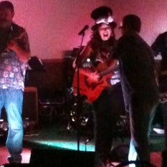 Photo taken at Jesup Bay Restaurant & Entertainment Lounge by Beth L. on 5/19/2012