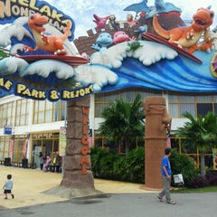 Photo taken at Melaka Wonderland by sharifah hashimah s. on 8/23/2012