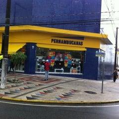 Photo taken at Pernambucanas by Alexandre C. on 6/9/2012