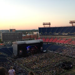 Photo taken at Nissan Stadium by International Bluegrass M. on 6/9/2012