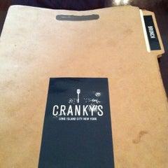 Photo taken at Cranky's Cafe by Wonderwoman A. on 3/25/2012