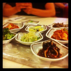 Photo taken at Korean Spring BBQ by Yuhao D. on 8/4/2012
