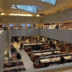 Photo taken at Akateeminen kirjakauppa by Leon C. on 9/12/2012