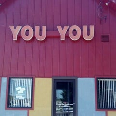 Photo taken at You You by Alison on 7/25/2012
