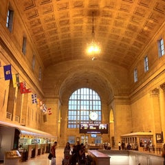 Photo taken at Union Station by Anthony L. on 6/18/2012