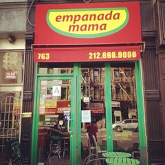 Photo taken at Empanada Mama by Alex M. on 3/10/2012