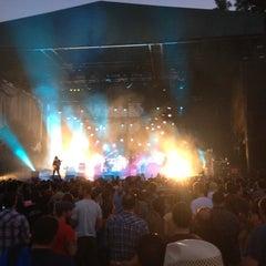 Photo taken at Marymoor Amphitheatre by Pat on 9/8/2012