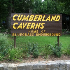 Photo taken at Cumberland Caverns by Tony J. on 7/14/2012