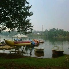 Photo taken at Graha Wisata Pramuka by Hariandja M. on 5/13/2012