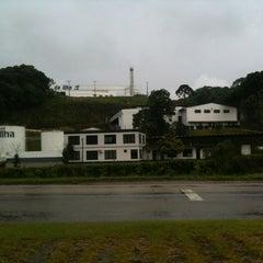 Photo taken at Da Ilha Comércio de Álcool Ltda by Cristiano B. on 3/15/2012