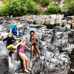 Photo taken at Johnson's Shut-Ins State Park by Craig L. on 7/15/2012
