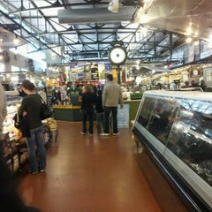 Photo taken at Milwaukee Public Market by Tyler T. on 3/24/2012