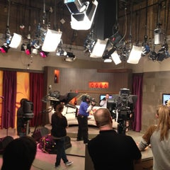 Photo taken at WISH-TV by Ben R. on 4/27/2012