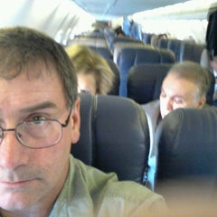 Photo taken at Gate B62A by John L. on 8/23/2012