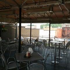 Photo taken at BRGR Bar by Adam P. on 6/15/2012