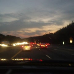 Photo taken at I-95 (Northeast Maryland) by Michelle G. on 8/4/2012