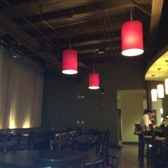 Photo taken at Rise Sushi Lounge by Lynn B. on 6/13/2012