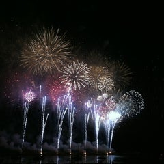 Photo taken at Oswego Harborfest by Jason S. on 7/29/2012