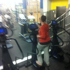 Photo taken at 24 Hour Fitness by Megan H. on 3/3/2012