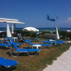 Photo taken at Iakinthos Resort by 💓🌹Julia 💓🌹 F. on 9/7/2012