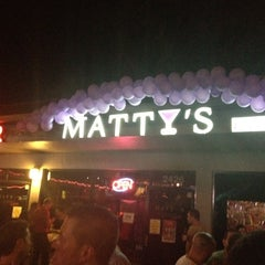 Photo taken at Matty's on the Drive by Rory C. on 8/26/2012