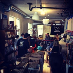 Photo taken at Graveface Records & Curiosities by Jacob T. on 6/12/2012
