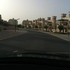 Photo taken at Al Hamra Village by Nahid . on 5/2/2012