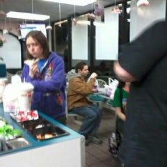 Photo taken at Taco Bell by Jacqie R. on 4/4/2012