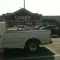 Photo taken at Lowe's Home Improvement by Jason A. on 3/8/2012