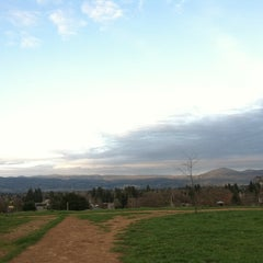 Photo taken at Alston Dog Park by Sung P. on 3/21/2012