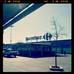 Photo taken at Carrefour by Sergio B. on 5/30/2012