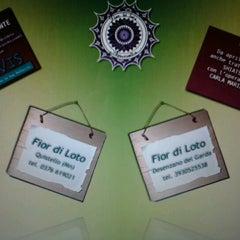Photo taken at Fior di Loto Ayurveda by Eva B. on 7/17/2012