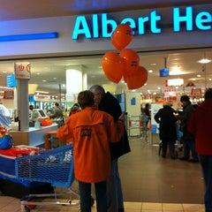 Photo taken at Albert Heijn by JY G. on 3/9/2012