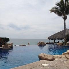 Photo taken at Pool & Margarita Bar by Marcus P. on 3/16/2012