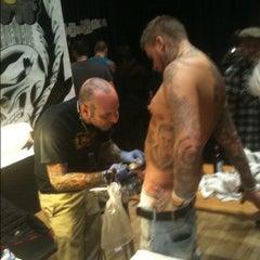 Photo taken at Tattoo Meltdown Trollhättan by Exotico Tattoo Barcelona on 3/3/2012