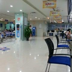 Photo taken at 上海电信实业大厦 Shanghai Telecom Industry Building by Alan S. on 8/30/2012