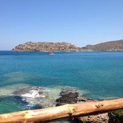 Photo taken at Paliria Restaurant by Kostas K. on 8/6/2012