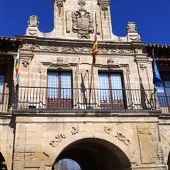 Photo taken at Ayuntamiento by Republica d. on 2/29/2012