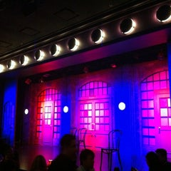 Photo taken at UP Comedy Club by Scott G. on 9/2/2012