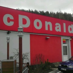 Photo taken at McDonald's by Kamil P. on 3/30/2012
