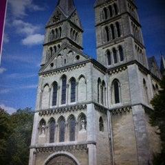 Снимок сделан в Munsterkerk пользователем George B. 7/19/2012