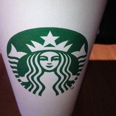 Photo taken at Starbucks by Jenny on 6/9/2012