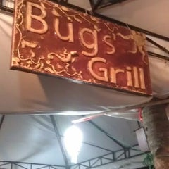 Photo taken at Bugs Grill by Anne D. on 7/11/2012