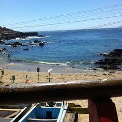 Photo taken at Restaurant Miramar by Cristián R. on 2/21/2012