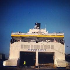 Photo taken at M/S Nordlandia by Toni T. on 8/2/2012