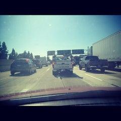 Photo taken at Interchange @ SR 57 & SR 91 by Jordan_Jhy on 8/31/2012