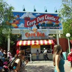 Photo taken at Corn Dog Castle by Steven K. on 6/3/2012