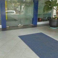 Photo taken at Bank Mandiri Juanda by Devi Depott W. on 6/21/2012